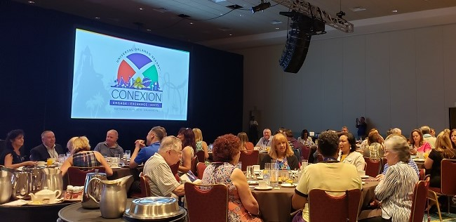 209 CoNexion conference at the Universal Orlando Resort