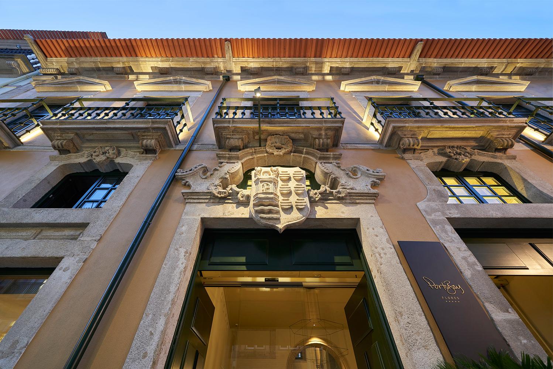 Portobay Hotels & Resorts opened PortoBay Flores in Porto, Portugal.