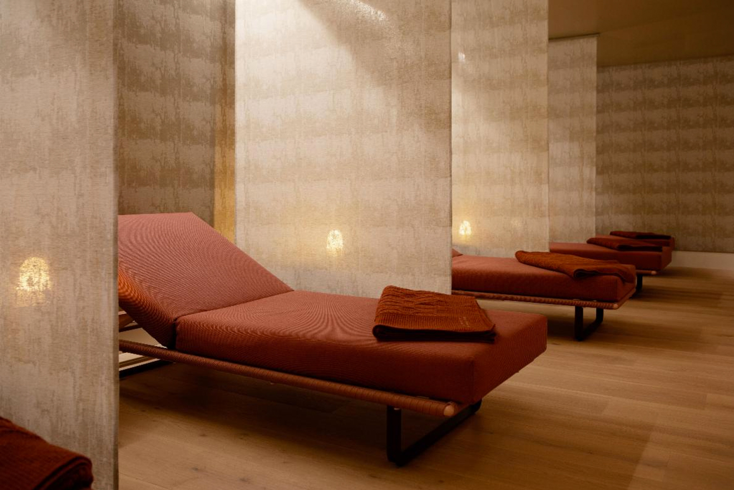 The Merrion, a property located in Dublin, unveiled its latest offering, The Merrion Spa and Health Club.