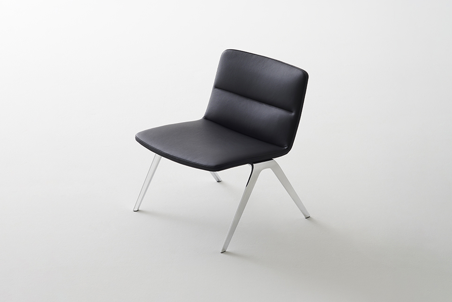 Davis Furniture introduced the A-Lounge seating designed by jehs+laub.