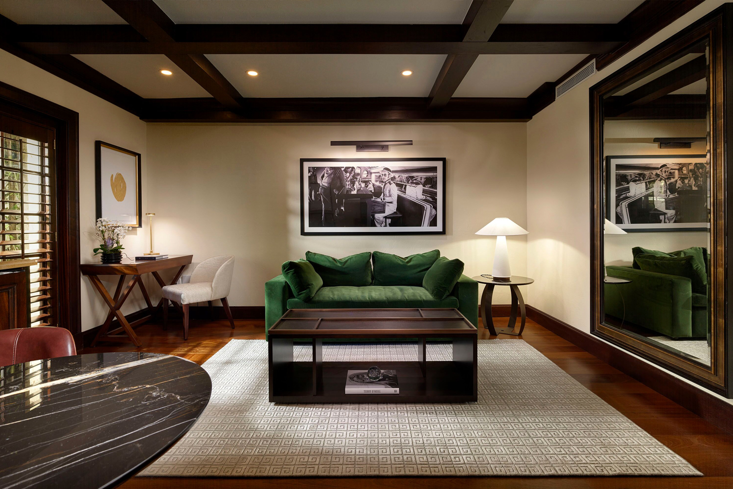 The Brazilian Court Hotel in Palm Beach, Fla., unveiled updates to its studios, one-, two- and three-bedroom suites.