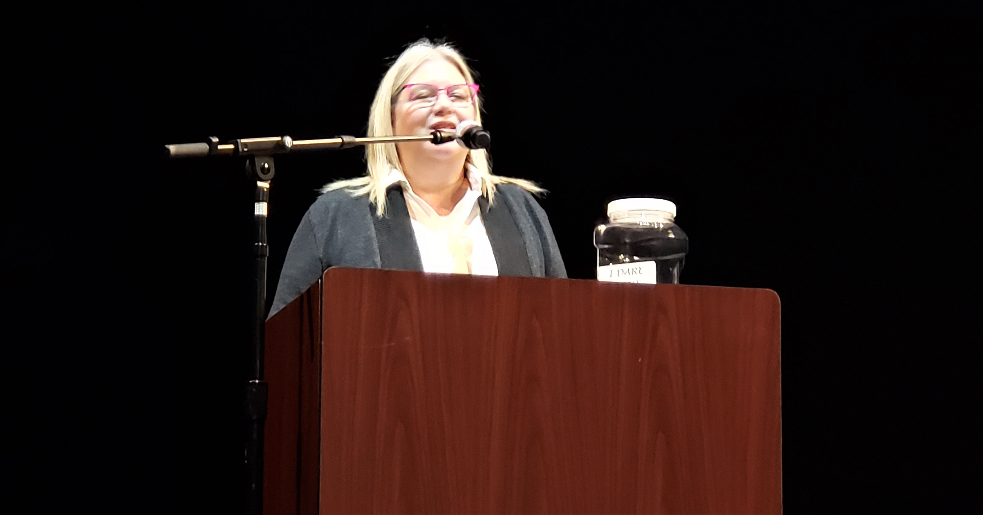 Janet Wygert of Carnival Cruise Line