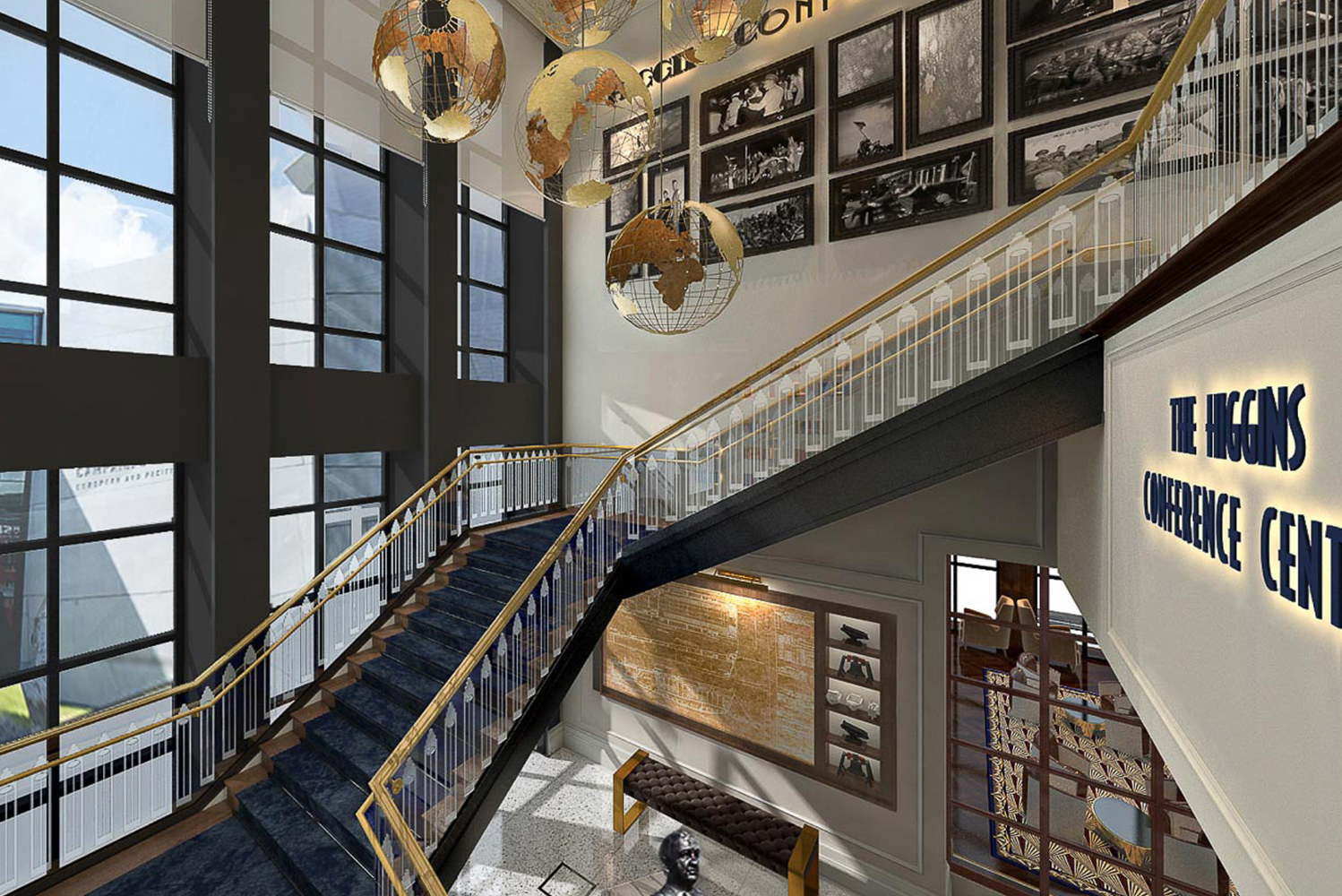 This will be Curio Collection by Hilton's first property in the state of Louisiana.