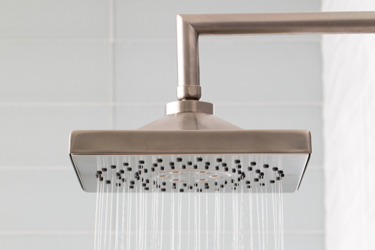 Newport Brass launched a new luxury showerhead to add to its collection of premium faucets and accessories.