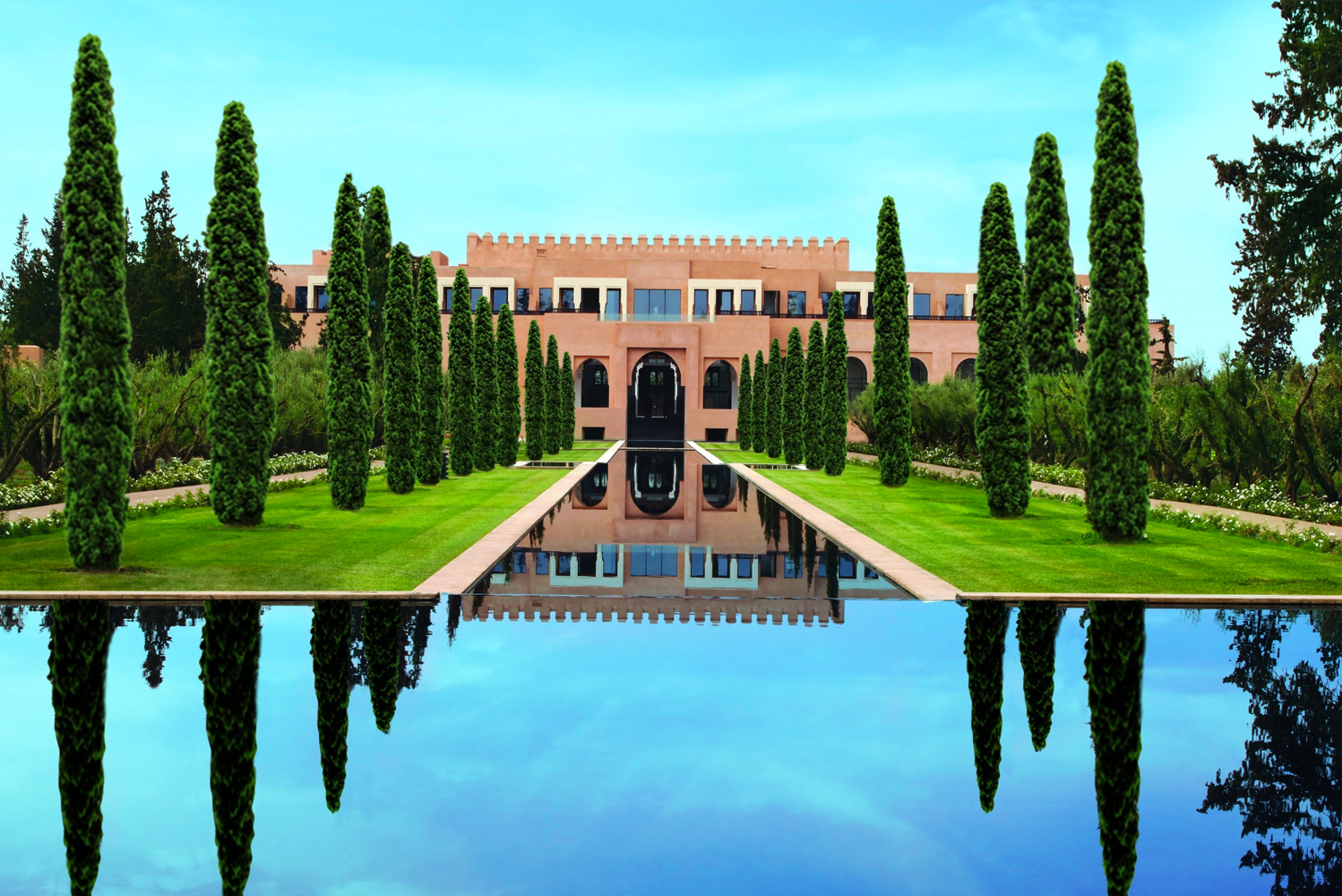 The Oberoi Group is scheduled to open The Oberoi, Marrakech on December 1.
