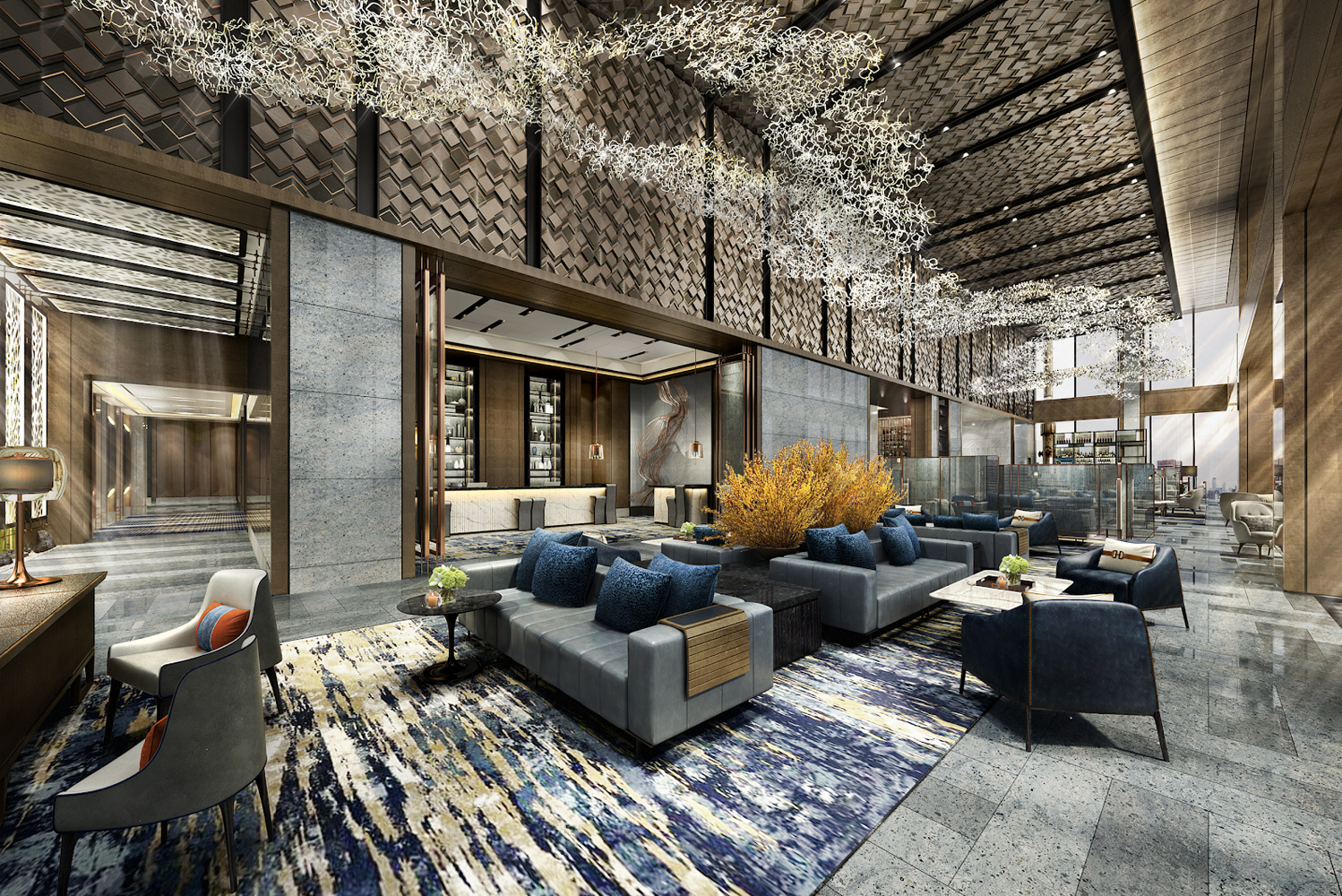 Marriott International will open the mesm Tokyo, Autograph Collection's second property in Japan in 2020.