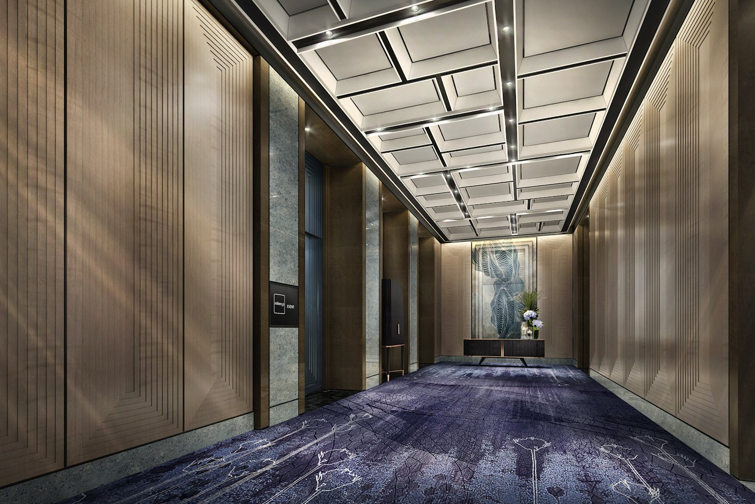 Scheduled to open on April 27, 2020, the mesm Tokyo, Autograph Collection will have over 21,000 square meters (226,042 square feet) of interiors.