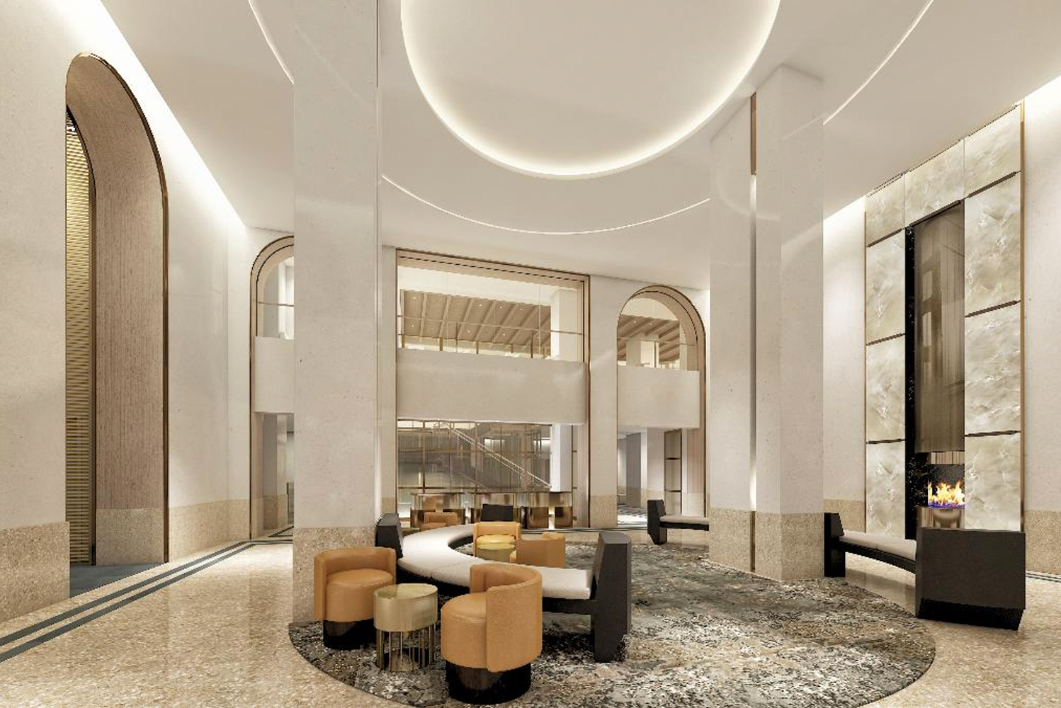 The Clift Royal Sonesta Hotel - a property located in San Francisco, California - is undergoing renovations expected to be completed on January 8, 2020.