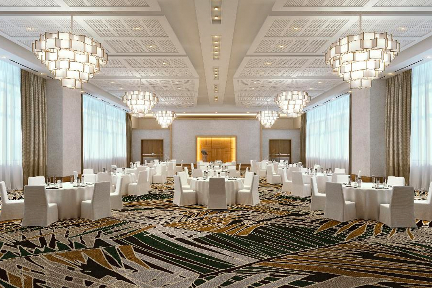 Conrad Brickell is undergoing renovation that is expected to be completed this December.