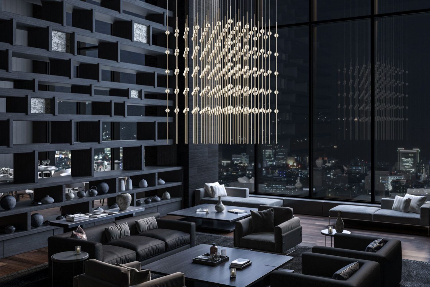Introducing Cosmic Cube, a new configuration of the Constellation collection from SONNEMAN–A Way of Light.