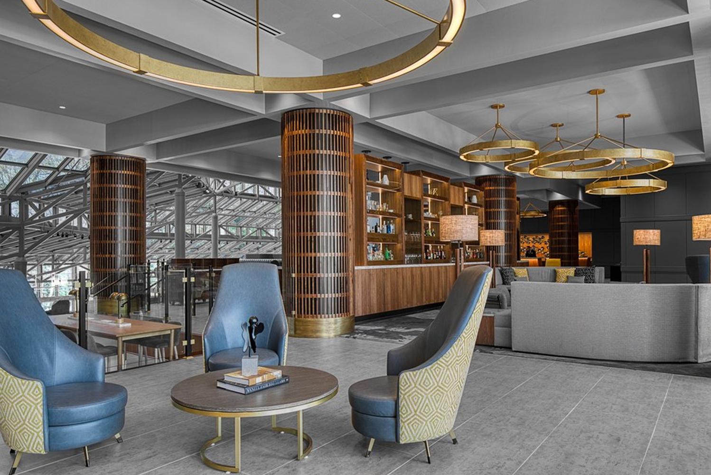 Crowne Plaza Atlanta Perimeter at Ravinia worked with IHG's Kimpton Hotels & Restaurants to design and develop three restaurant concepts.