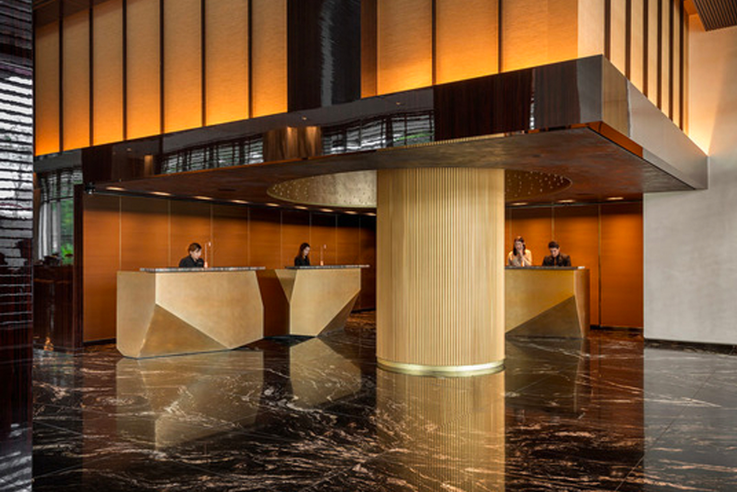 BAMO completed its 12th project for Four Seasons Hotels & Resorts, the Four Seasons Hotel São Paulo at Nações Unidas.