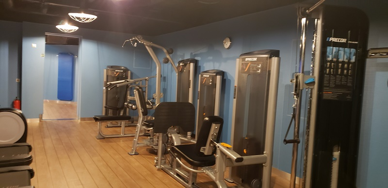 Sports Club Fitness Center