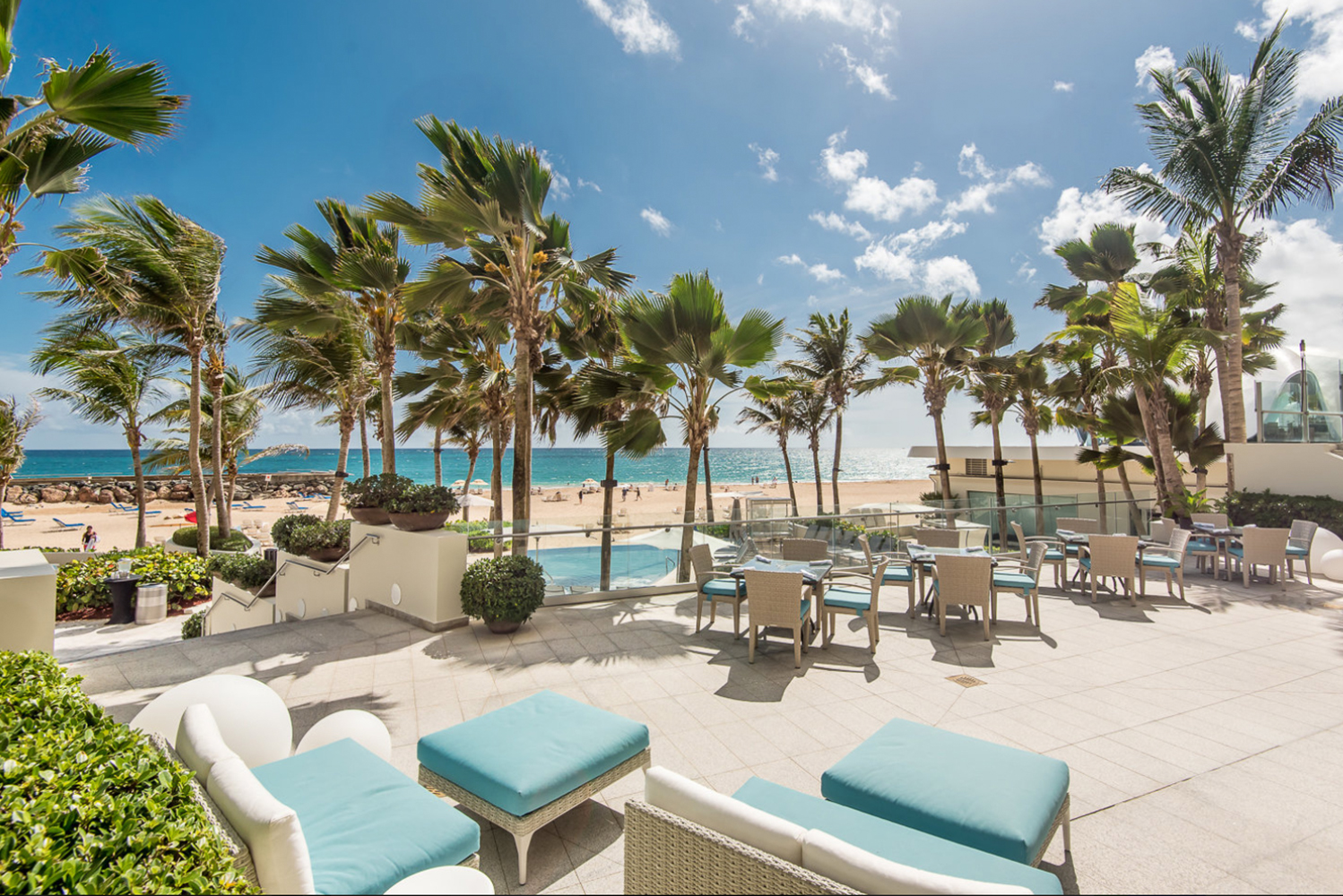 The property also has a brand-new adults-only pool and oceanfront cabanas.
