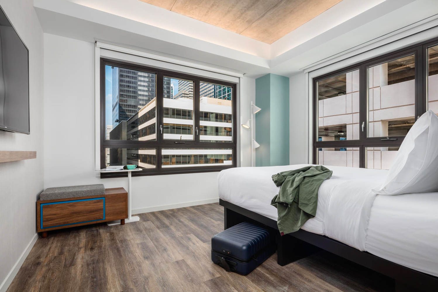 Pod Hotels continues its expansion, adding Pod Philly to its portfolio as Philadelphia's first-micro hotel.