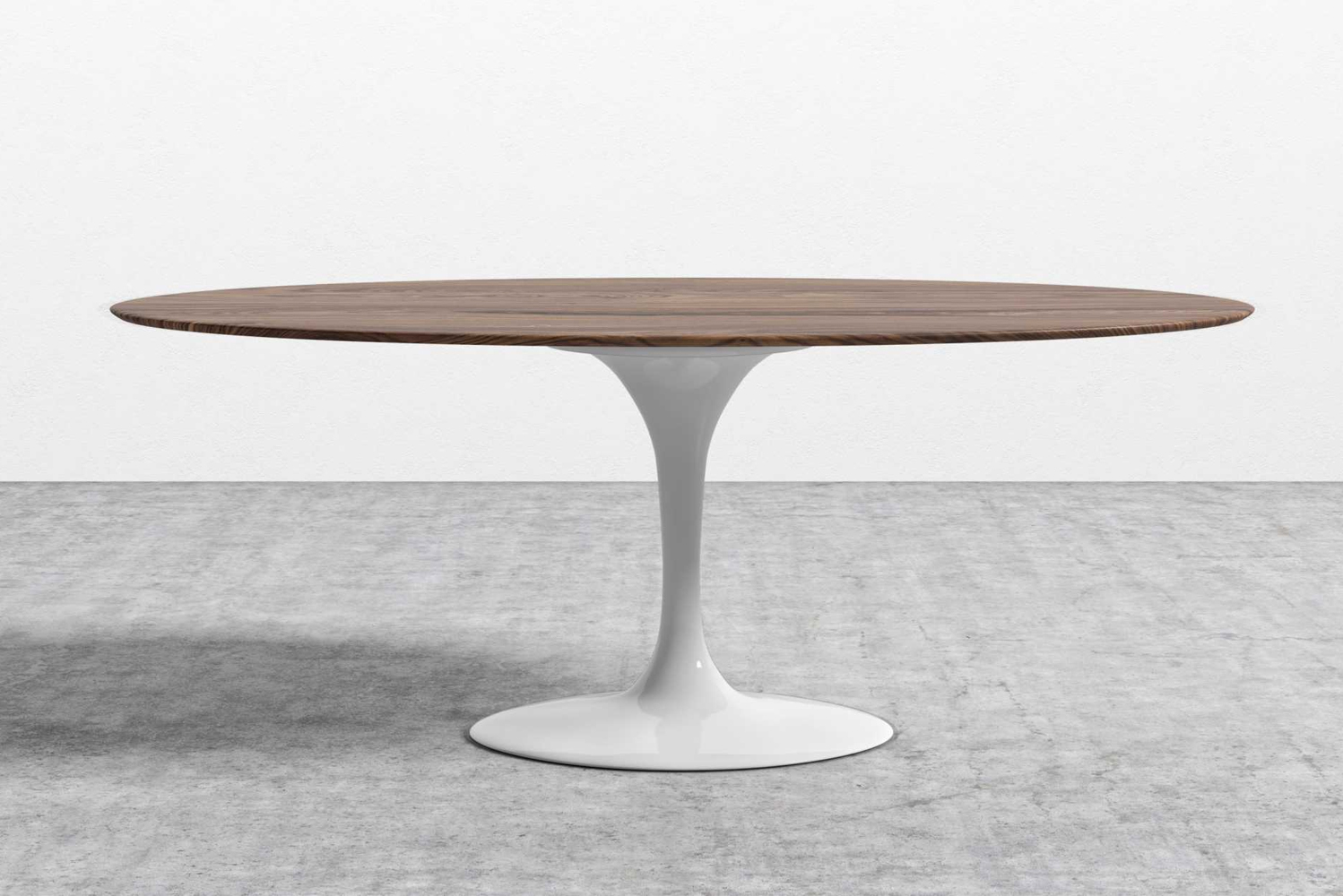Rove Concepts announced the Tulip table series, which was inspired by Finnish and American mid-century architecture.