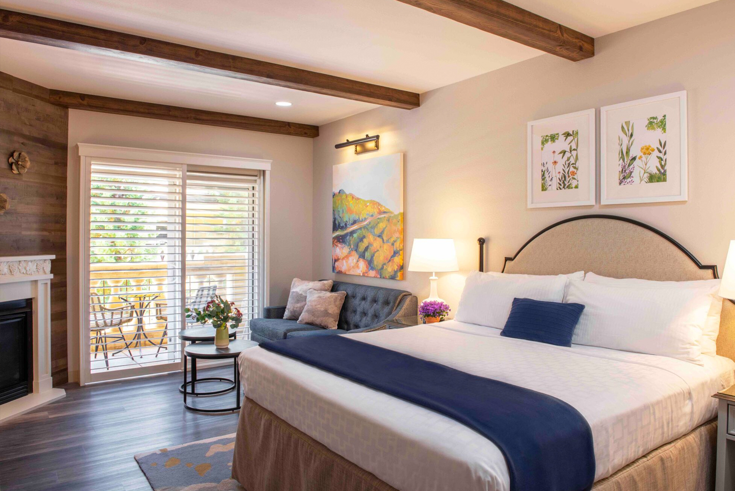 The Best Western Dry Creek Inn, a two-building Mediterranean-style villa located in the heart of Healdsburg, California, unveiled a country-inspired look following a $4 millionrenovation to the Villa Toscana.