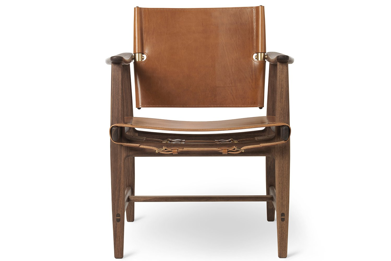 The chair remained a showpiece until this year, when Carl Hansen & Son added it to its collection of furniture classics.
