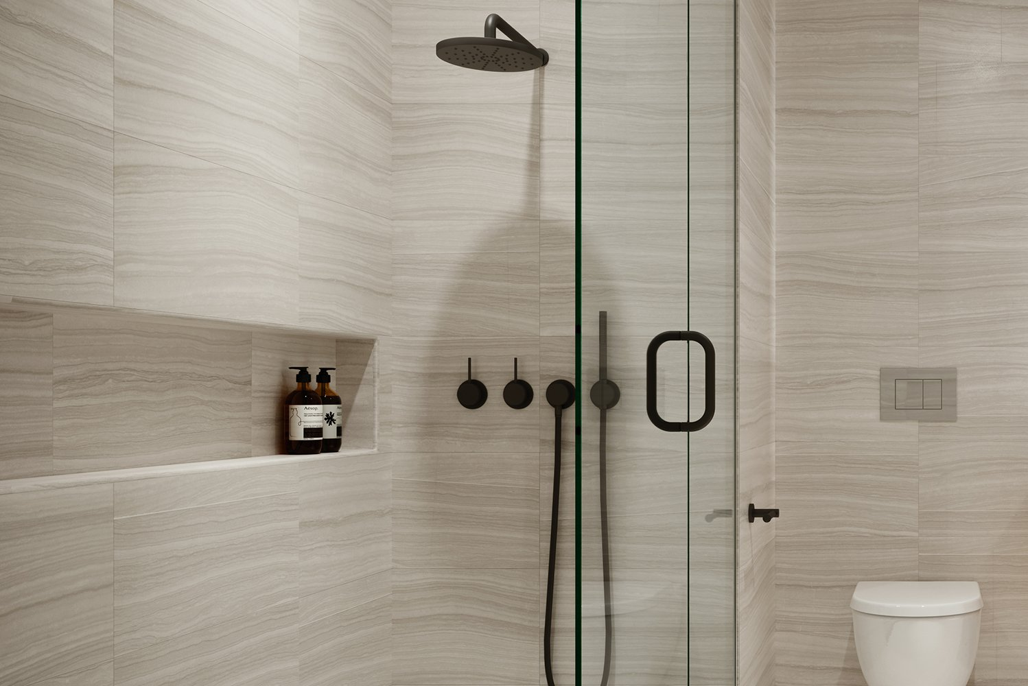 All components meet environmental standards for reducing indoor water usage, such as CalGreen certification across all kitchen and bath faucets and showerheads.