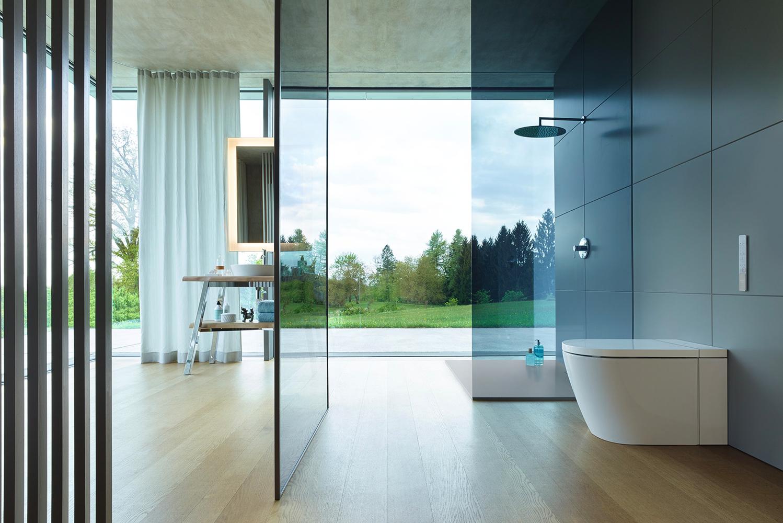 Duravit partnered with Philippe Starck to launch SensoWash i.