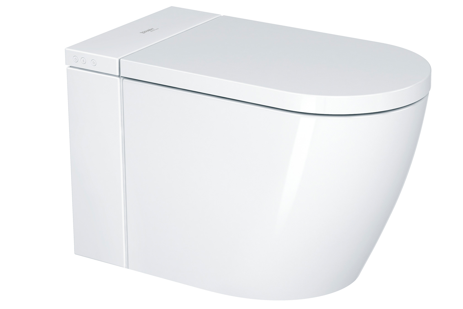 The shower-toilets, available as SensoWash i Plus or Lite, form a complete, self-contained unit.