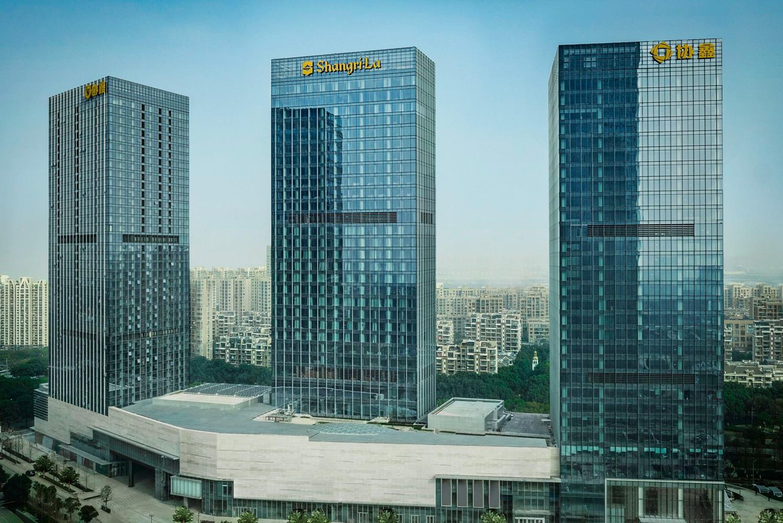 Shangri-La Group opened Shangri-La Hotel, Suzhou Yuanqu.