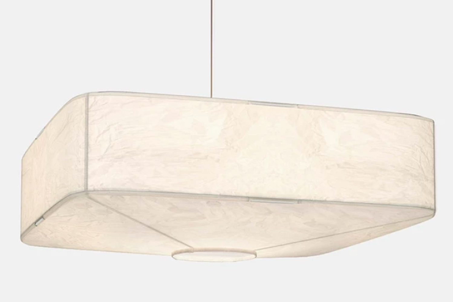Introducing a new lighting fixture from Rich Brilliant Willing.