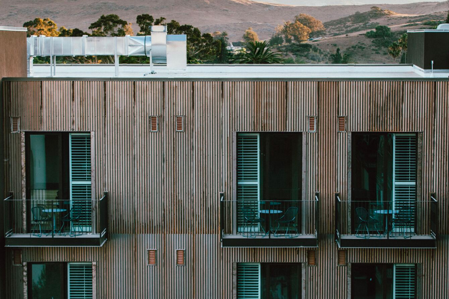 Hotel San Luis Obispo, Piazza Hospitality's newest hotel, has opened in California's Central Coast enclave of San Luis Obispo.