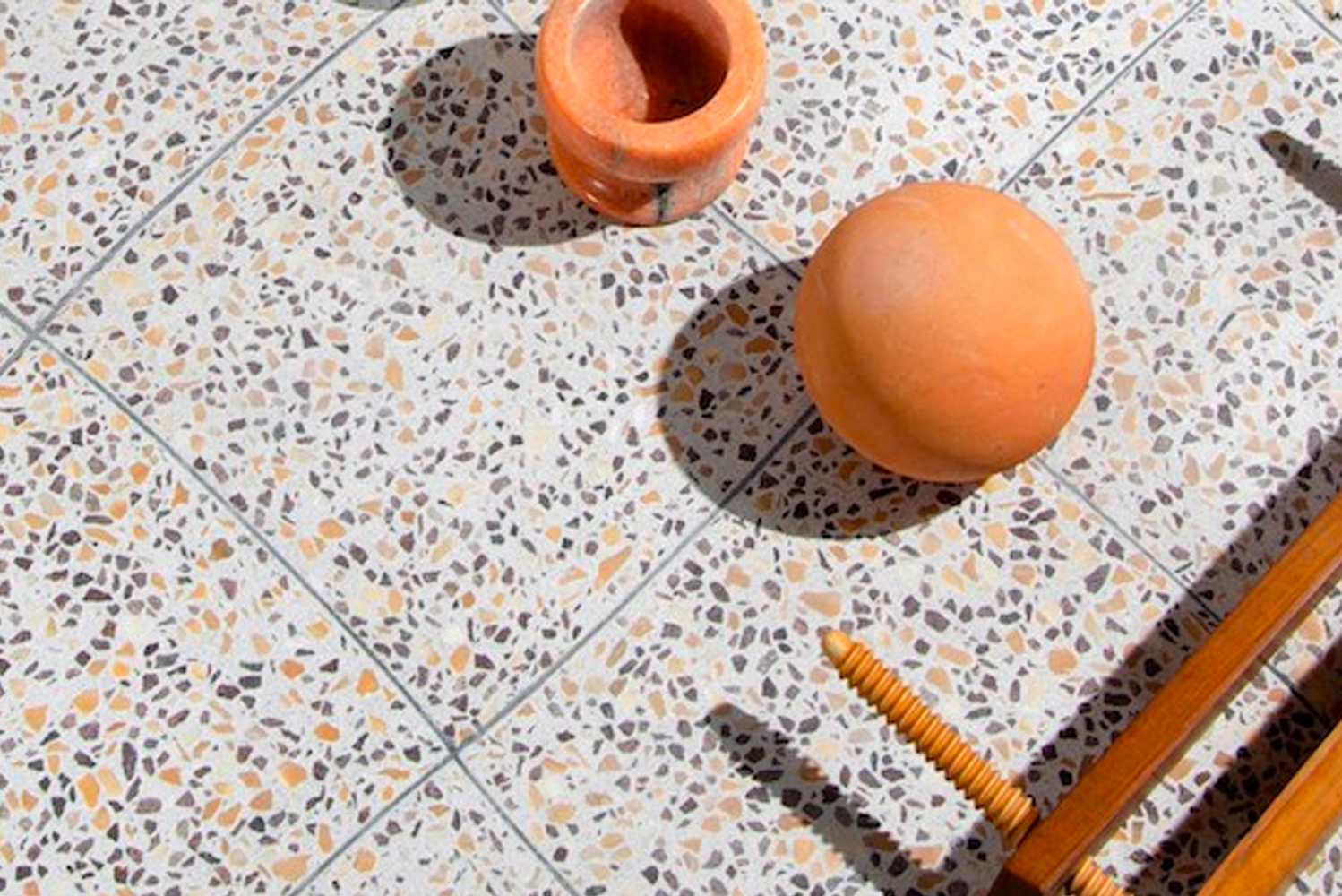 Concrete manufacturer KAZA launched its new handcrafted precast Terrazzo collection.