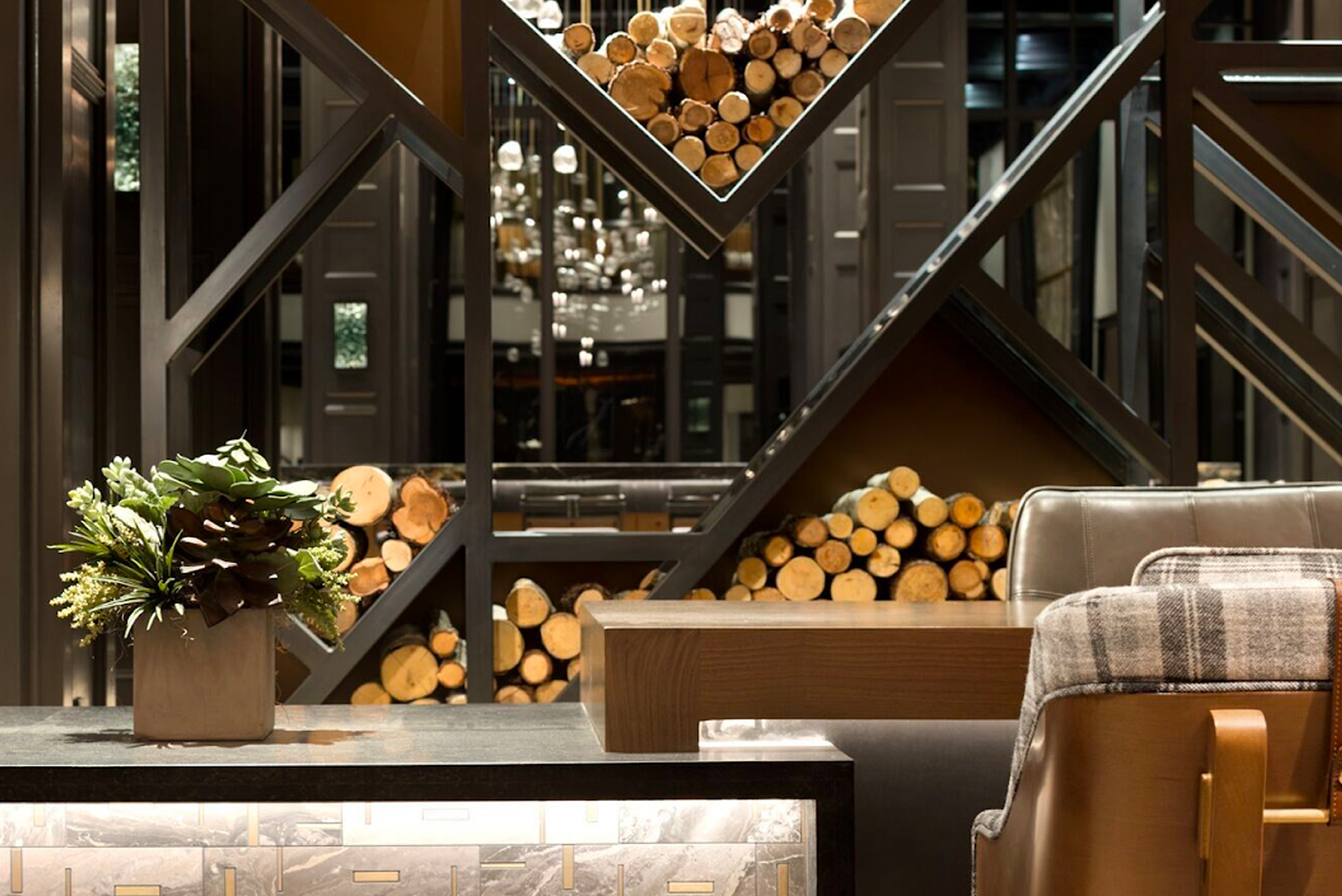 The Park Hyatt Beaver Creek Resort and Spa reopened after a full renovation.