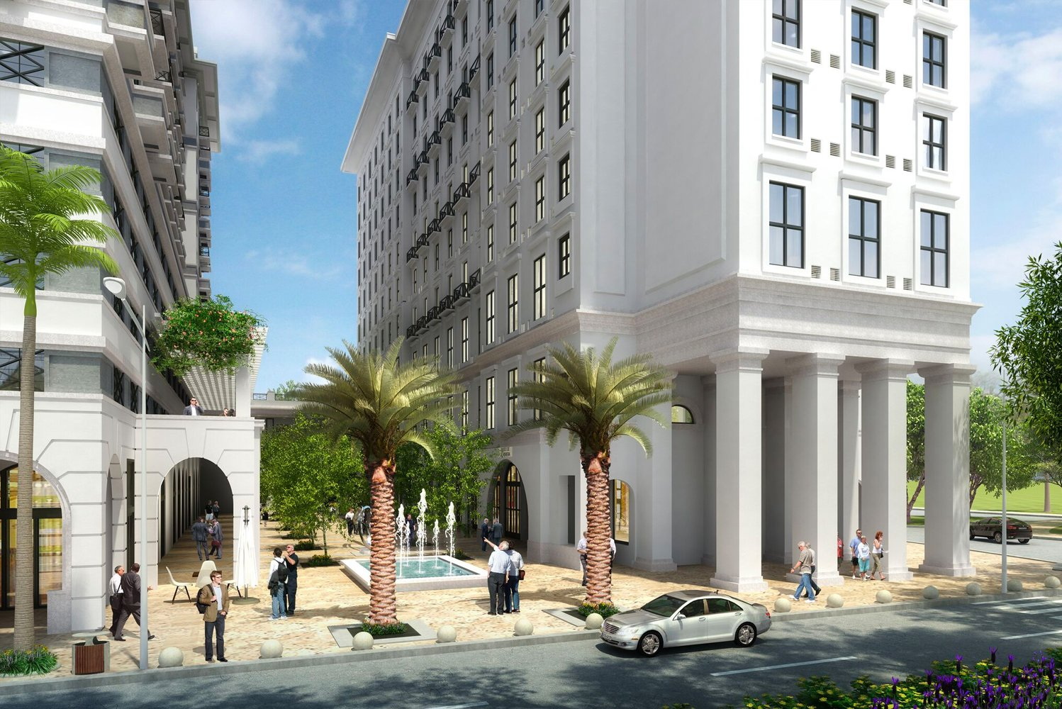 Nolan Reynolds International launched THēsis Hotels with its first property set to open in Coral Gables, Florida this March.