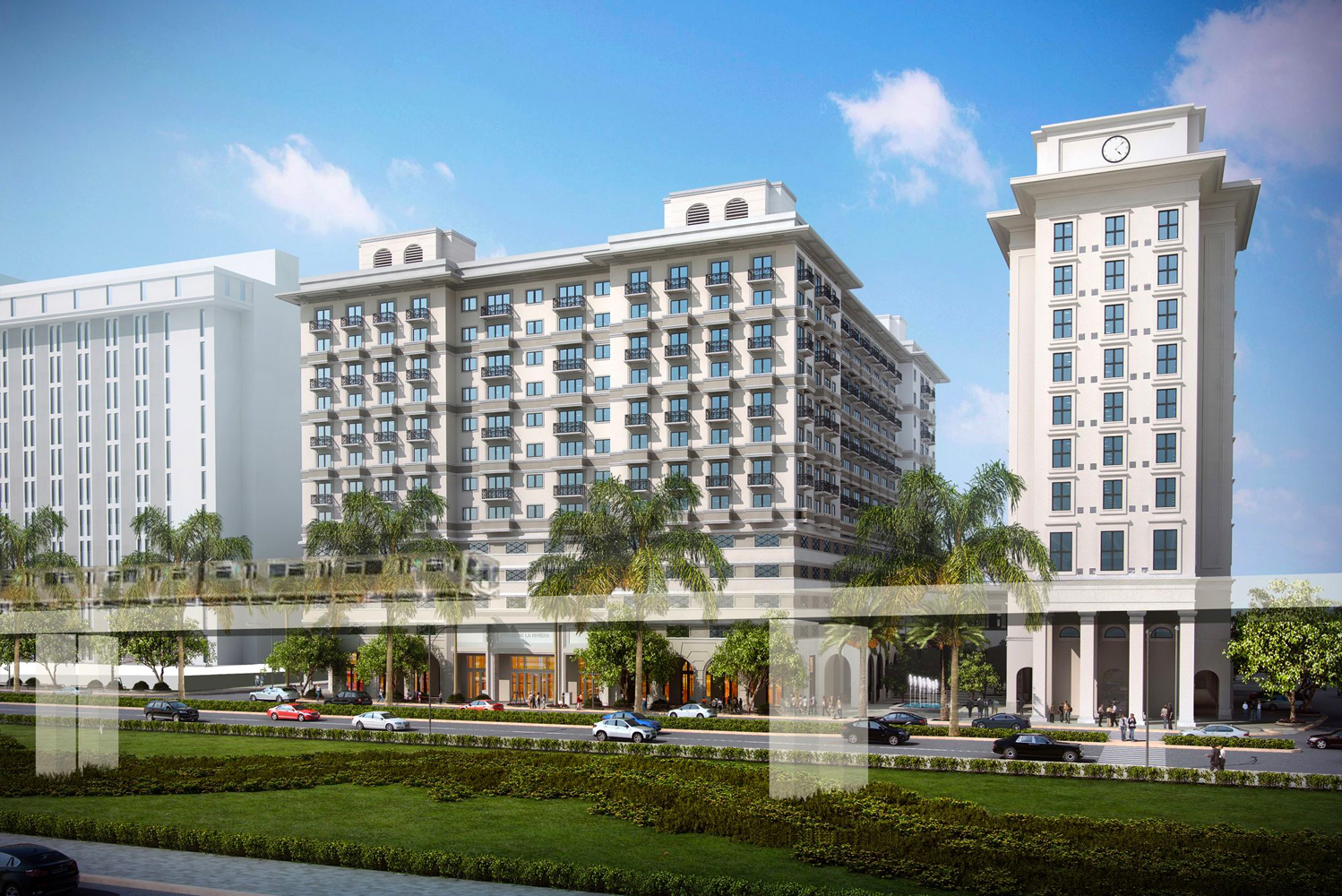 Involved in the development of THēsis Hotel Miami are Jorge Hernandez Architects, the lead architect; and Gensler, the architect of record and interior designer.
