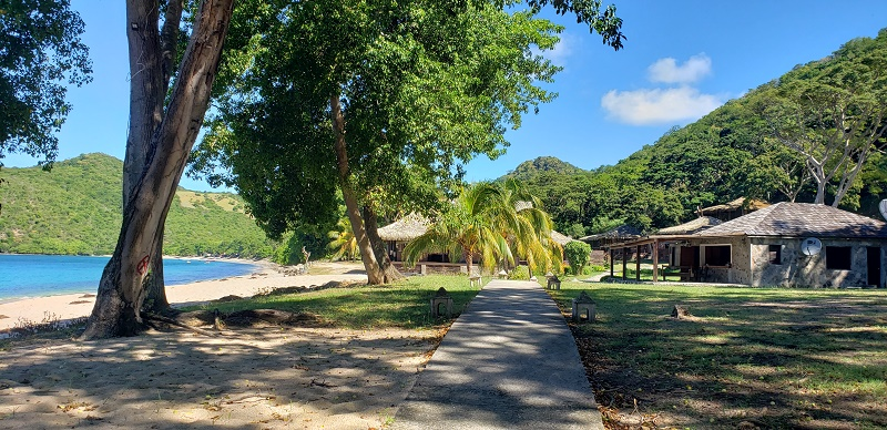 Lovely Union Island in St. Vincent and the Grenadines. Photo by Susan J. Young