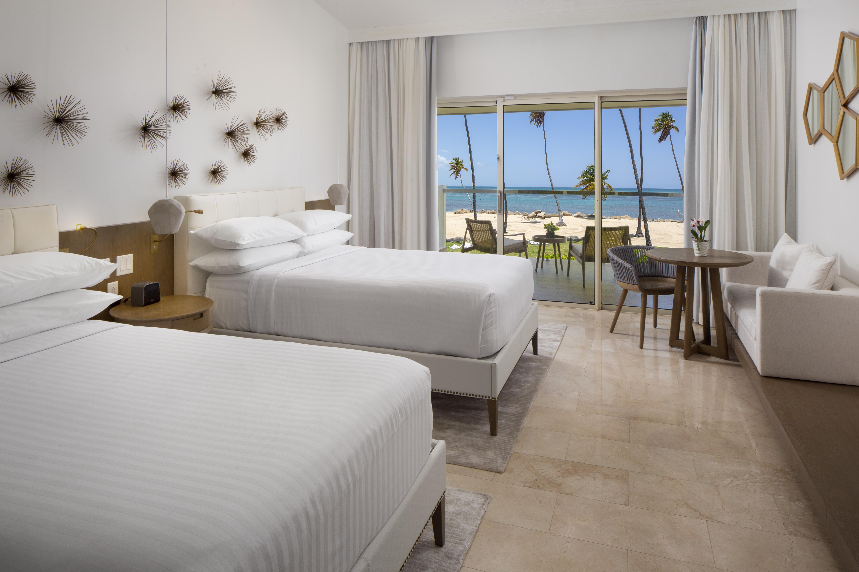 The Hyatt Regency Grand Reserve Puerto Rico has 480 guestrooms, 93 suites, five club suites and one presidential suite.