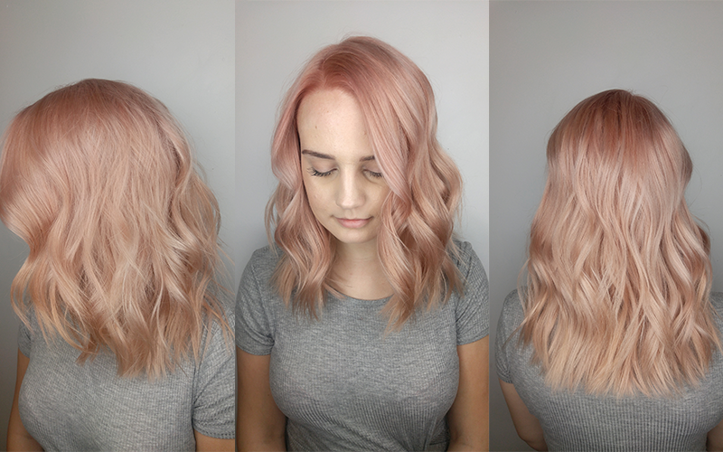 969cd00eaa Color How-To: Pastel Peach   American Salon
