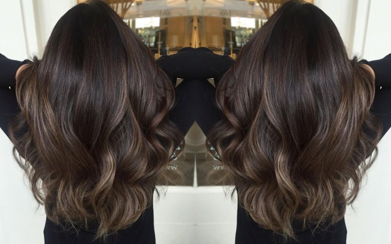 Color How To Hot Chocolate Babylights American Salon
