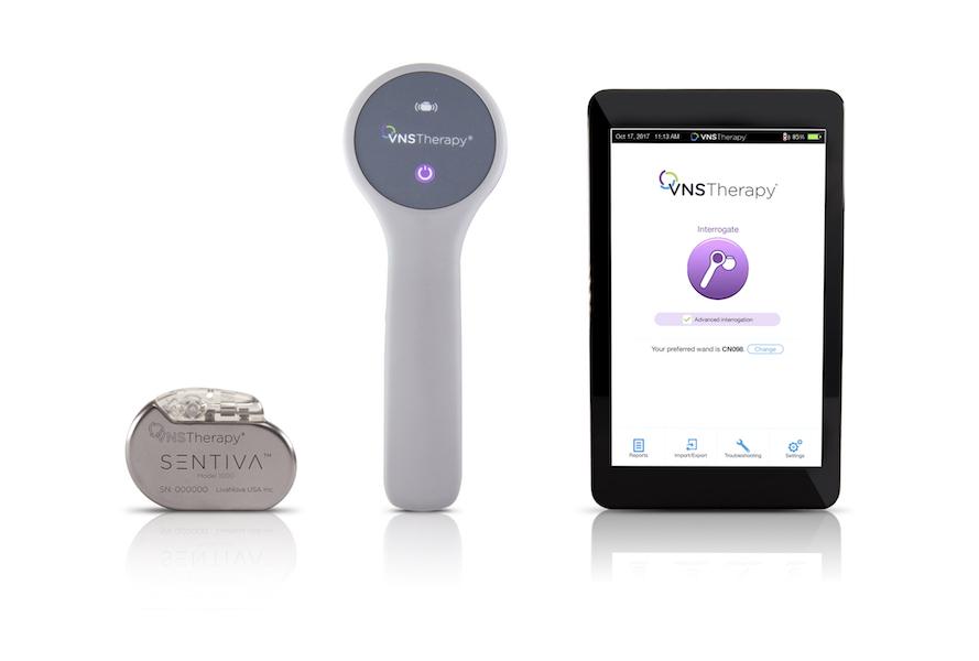 Fda Approves Livanova S Device Combo To Treat Drug