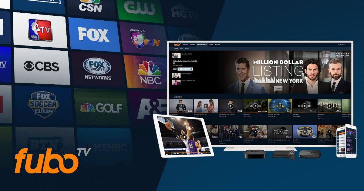 Fubotv Adds Pricey Msg Networks To Streaming Lineup