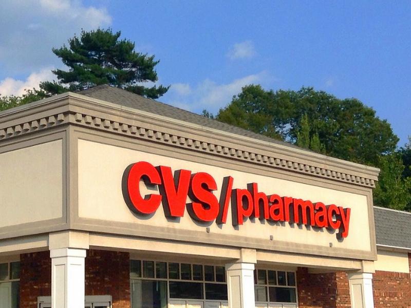 report  cvs in talks to buy aetna
