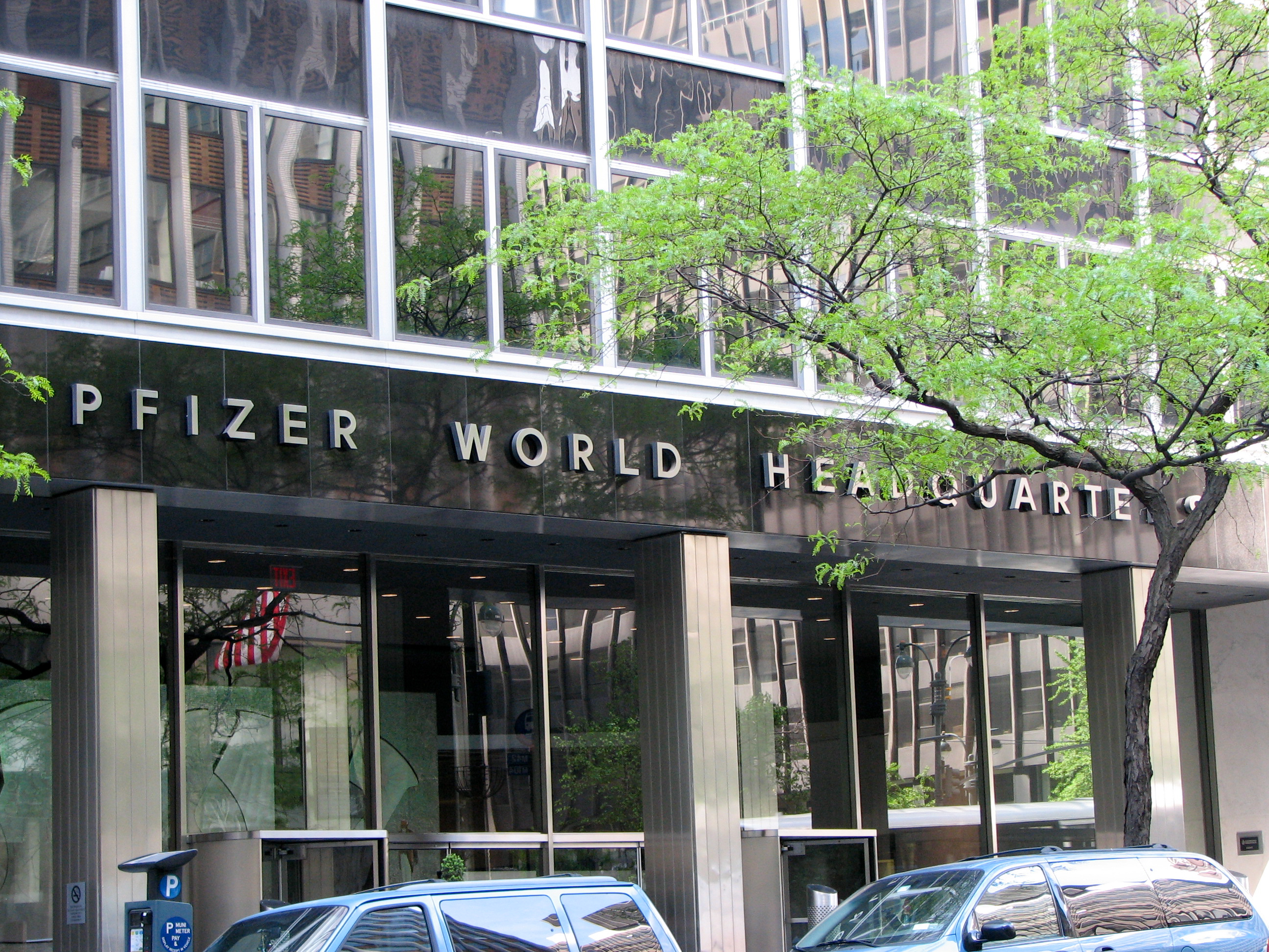 Pfizer S Hunt For New Manhattan Hq Lands On Snazzy Spiral Skyscraper Report Fiercepharma