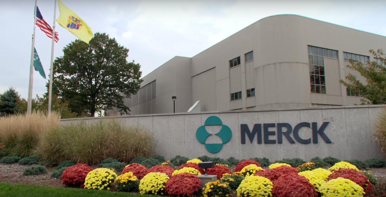 After Hep C Hit Merck S Antiviral Business Nabs Approval