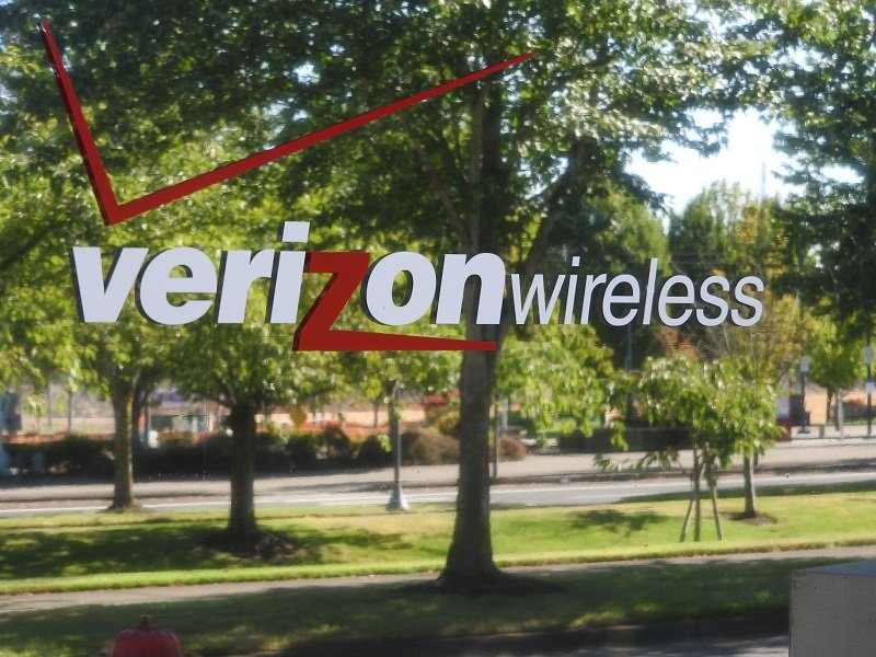 Verizon Communications Inc. (listen (help · info)) (/ v ə ˈ r aɪ z ən / və-RY-zən) is an American multinational telecommunications conglomerate and a corporate component of the Dow Jones Industrial Average. The company is based at Avenue of the Americas in Midtown Manhattan, New York City, but is incorporated in Delaware.. In , the Justice Department of the United States.