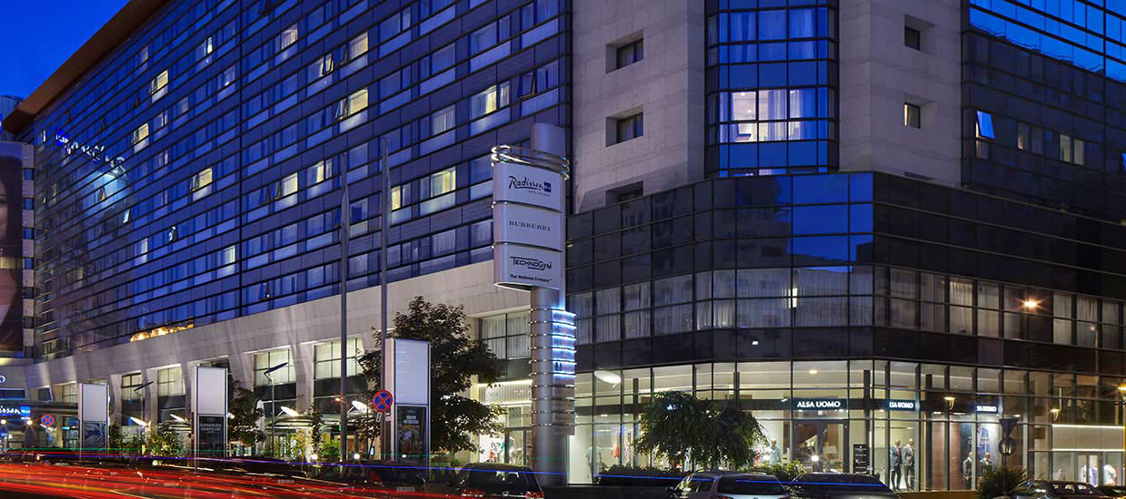 Investment fund to buy bucharest 39 s radisson hotel complex for Design hotel jena