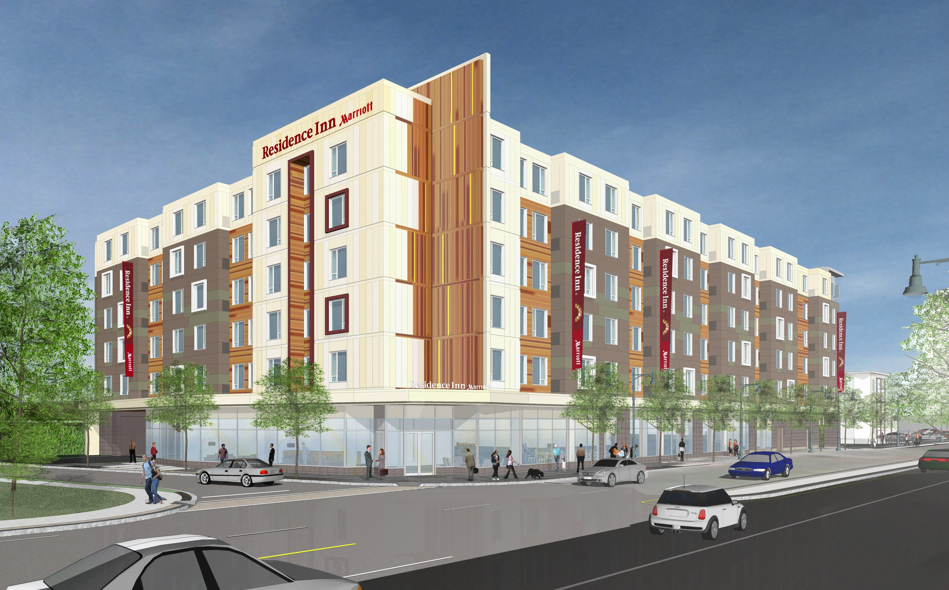 Guests Will Be Inspired At The New Toronto Marriott: Residence Inn Braintree Opens In Boston