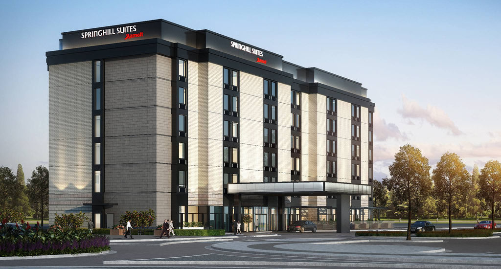 Springhill suites by marriott opens in gainesville va for Springhill designs