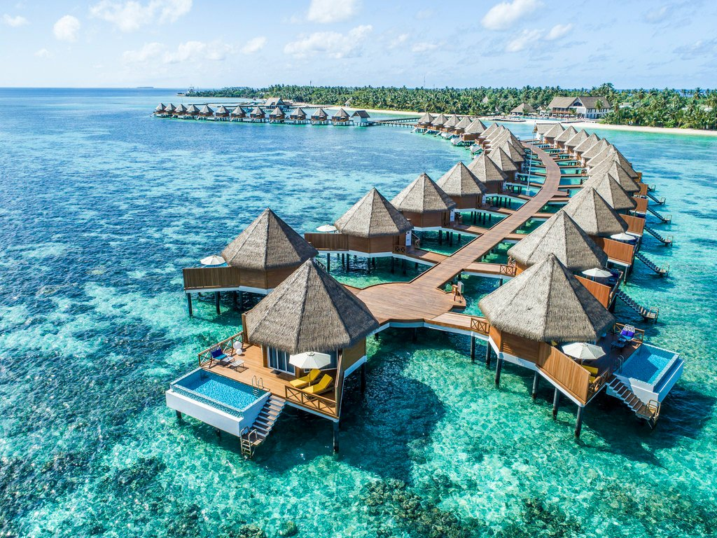 Paradise Island Beach Resort Maldives