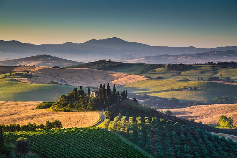 Luxury Hotels In Tuscany Countryside