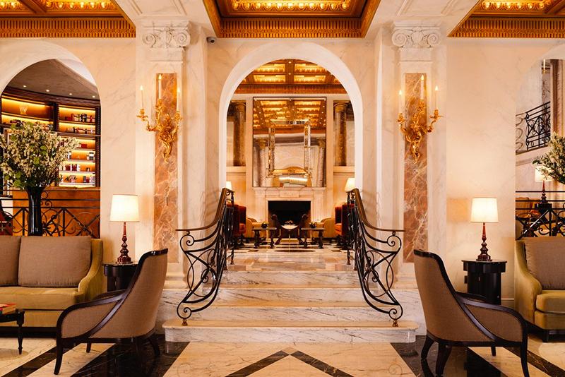 Dorchester Collection S Hotel Eden Wins Best Dining