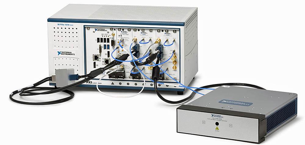 Radar Test System Ensures Adas Reliability Sensors Magazine