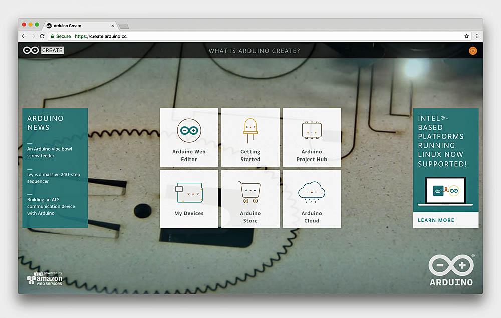 Arduino Upgrades Cloud Platform, Supports Linux Devices   Sensors Magazine